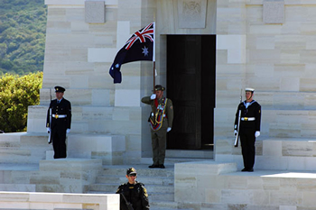 4 Day Anzac Day 2014 - 2017 Tour