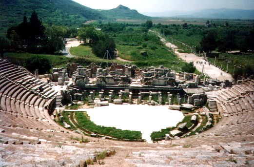 Ancient City, Ephesus the Great Theater