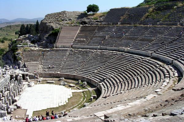 Ephesus, The Great Theather