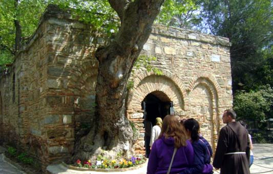 The House of Virgin Mary Tour, Ephesus Selcuk